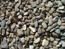 Free Stones Royalty Free Stock Image - 4105696