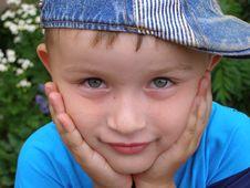 Free Boy Royalty Free Stock Photos - 4106848