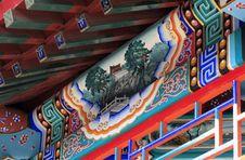 Free The Long Corridor Of The Royal Garden Royalty Free Stock Photos - 4107608