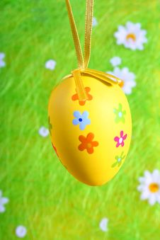 Free Pastel And Colored Easter Egg Royalty Free Stock Photos - 4107658