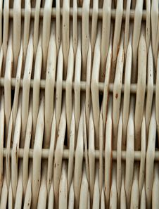 Free Wicker Background Stock Photography - 4107842