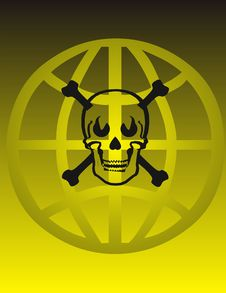 Free Skull And Crossbones Stock Images - 4108574