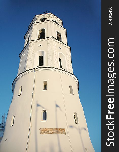 Cathedral Tower Vilnius