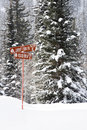 Free Snow Covered Mountain Road Royalty Free Stock Photos - 4116318