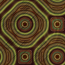 Abstract Green And Red Pattern Background Royalty Free Stock Images