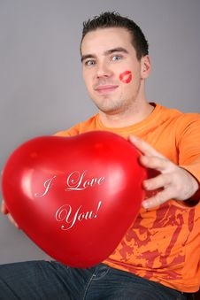 Free I Love You Royalty Free Stock Photography - 4111937
