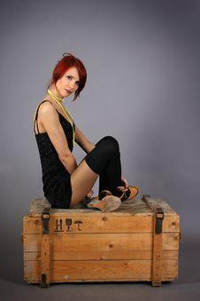 Free Wooden Box Stock Photo - 4111950