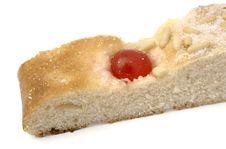 Free Fruit Cake Cut Stock Images - 4112444