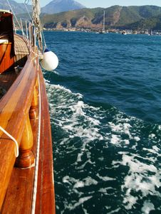 Free Boat Trip Royalty Free Stock Photo - 4112715