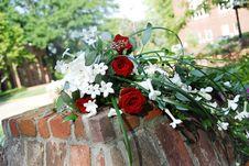 Free Bride S Bouquet Stock Photo - 4112880