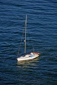 Free Lone Sailors Stock Photos - 4112993