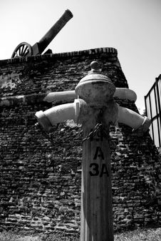 Free Canon, Fire Hydrant, Penang, M Stock Photo - 4113150