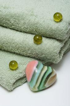 Free Bath Items Stock Photo - 4114140