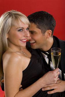 Free Intimately Night Royalty Free Stock Photo - 4114645