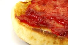 Free English Muffins Royalty Free Stock Photo - 4114975