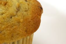 Free Banana Nut Muffins Royalty Free Stock Images - 4115129