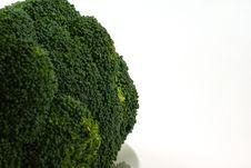 Free Raw Broccoli Stock Image - 4115471