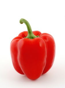 Free Red Sweet Pepper Stock Photography - 4115692