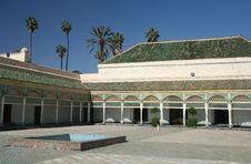 Free Palace El-Badi Stock Images - 4116074