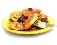 Free Sweet Pancakes Dessert Royalty Free Stock Images - 4116779