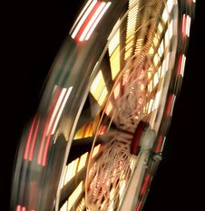 Carnival Ride 2 Stock Image