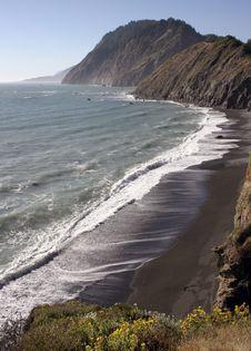 Free Lost Coast 2 Royalty Free Stock Image - 4116886