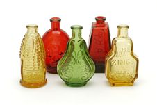 Free Vintage Bottles Stock Images - 4117054