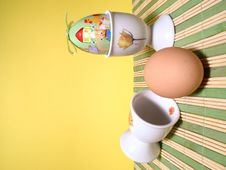 Free Easter Still Life Stock Photography - 4117502