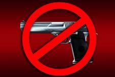 Free No Guns Stock Photos - 4117843
