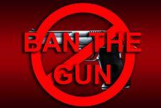 Free No Guns Royalty Free Stock Images - 4117899