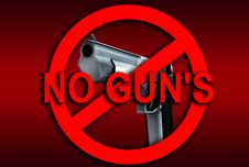 Free No Guns Royalty Free Stock Photos - 4117938