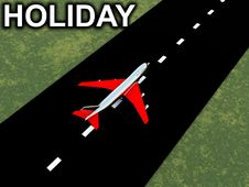 Free Plane With Runway Royalty Free Stock Photography - 4118007