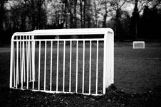 Free Black & White Cages Royalty Free Stock Images - 4119529