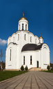 Free New Church Of St. Vladimir On Summer Day Royalty Free Stock Images - 41100939