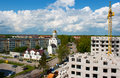 Free Developing A New Residential Area Royalty Free Stock Photography - 41100967