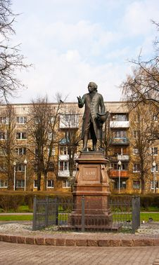Free Monument Immanuel Kant In Kaliningrad Royalty Free Stock Photo - 41100915