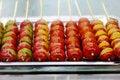 Free Tomatoes On Sticks Stock Photo - 4123310