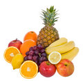Free Colorful Fruits Royalty Free Stock Images - 4126699