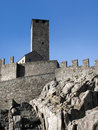 Free Ancient Fortifications Royalty Free Stock Photo - 4129435