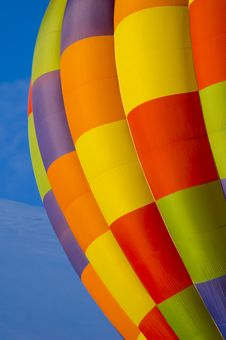 Free Hot Air Balloon Stock Image - 4120211