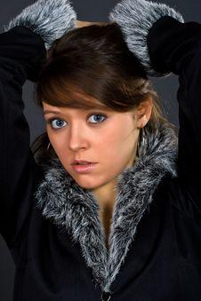 Free Winter Beauty Stock Photography - 4120252