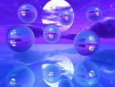 Free Mirror Balls Stock Photos - 4120313
