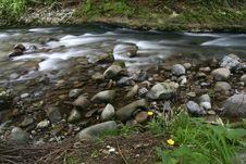 Free Creek Royalty Free Stock Image - 4120916