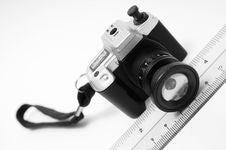Miniature Camera Stock Photography