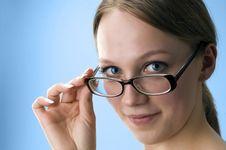 Free Business Woman, Portrait Stock Images - 4122244