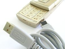 Free Phone Stock Image - 4122681