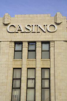 Free Casino Royalty Free Stock Photos - 4123118