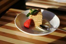Free Slice Of A Pie Stock Photos - 4124633