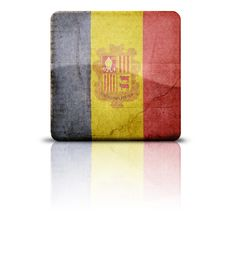 Free Flag Of Andorra Royalty Free Stock Photo - 4124835