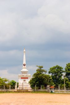 Free Laos Monument Stock Photography - 4124852